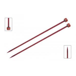 KnitPro Cubics Strikkepinde / Jumperpinde Birk 25cm 7,00mm / 9.8in US10¾