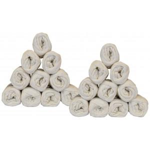 Mayflower Cotton 8/4 Garnpakke Unicolor 1401 Natur