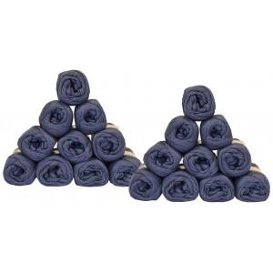 Mayflower Cotton 8/4 Garnpakke Unicolor 1421 Jeansblå - 20 stk