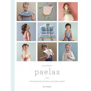Strik til børn fra Paelas - Bog af Frida Farstad Brevik, Siri Hoftun o