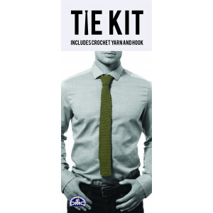 DMC Tie Kit - Slips Hæklekit Army