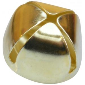 Bjælde / Rasleklokke 20 mm Guld - 1 stk