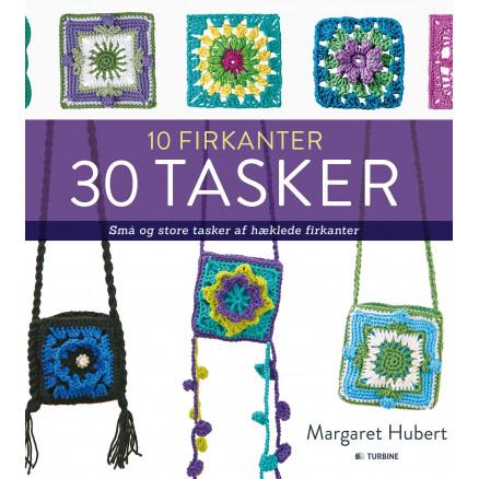 Image of   10 firkanter 30 tasker - Bog af Margaret Hubert