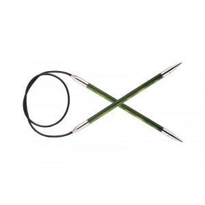 KnitPro Royalé Rundpinde Birk 40cm 5,50mm / 15.7in US9 Misty Green