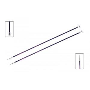 KnitPro Royalé Strikkepinde / Jumperpinde Birk 25cm 3,00mm / 9.8in US2.5 Purple Passion