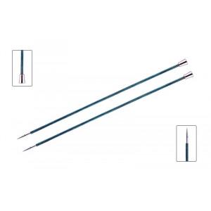 KnitPro Royalé Strikkepinde / Jumperpinde Birk 25cm 3,25mm / 9.8in US3 Royale Blue