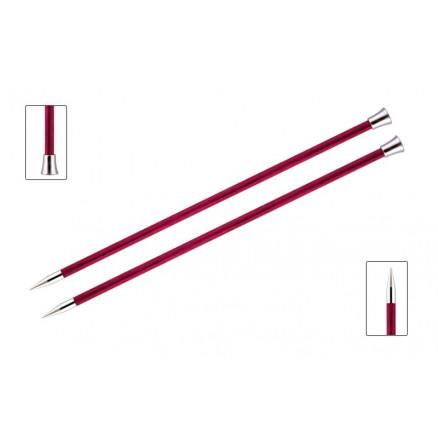 Knitpro Royalé Strikkepinde / Jumperpinde Birk 25cm 6,00mm / 9.8in Us1