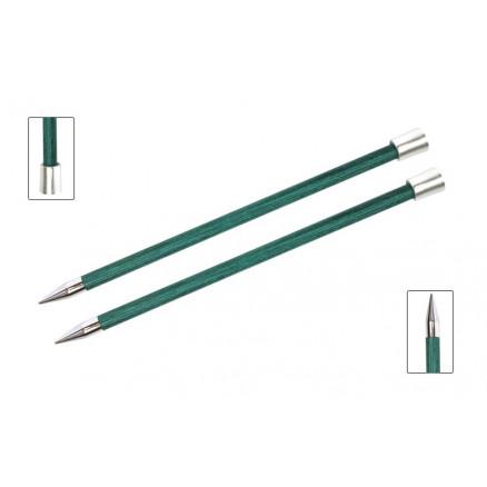 Knitpro Royalé Strikkepinde / Jumperpinde Birk 25cm 10,00mm / 9.8in Us