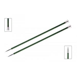 KnitPro Royalé Strikkepinde / Jumperpinde Birk 35cm 5,50mm / 13.8in US9 Misty Green