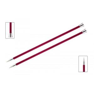 KnitPro Royalé Strikkepinde / Jumperpinde Birk 35cm 6,00mm / 13.8in US10 Candy Pink