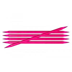 KnitPro Trendz Strømpepinde Akryl 20cm 8,00mm / 7.9in US11 Purple