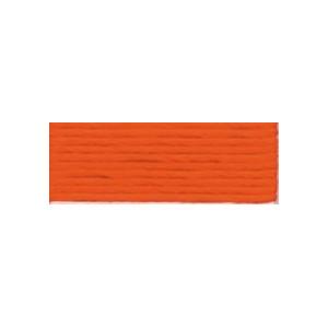 DMC Mouliné Spécial 25 Broderigarn 947 Mørk Orange