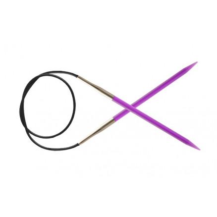 Knitpro Trendz Rundpinde Akryl 60cm 5,00mm / 23.6in Us8 Violet