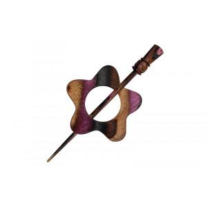 KnitPro Symfonie Lilac Sjalsnål Garnet - 1 stk