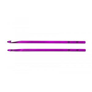 KnitPro Trendz Hæklenål Akryl 13cm 5,00mm Violet
