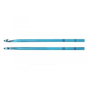 KnitPro Trendz Hæklenål Akryl 13cm 5,50mm Turquoise