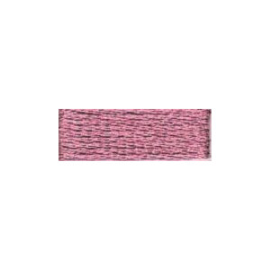 DMC Mouliné Light Effects Broderigarn E316 Pink Amethyst