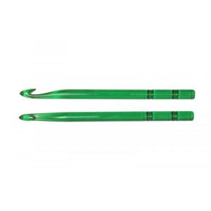 KnitPro Trendz Hæklenål Akryl 13cm 9,00mm Green
