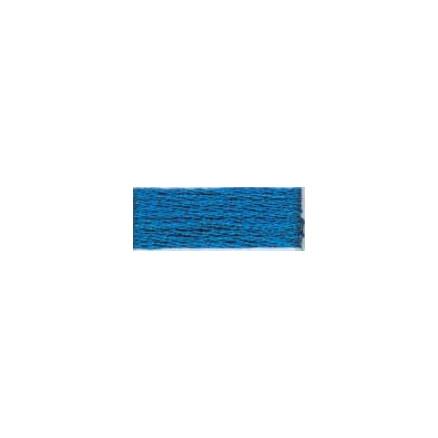 DMC Mouliné Light Effects Broderigarn E3843 Light Blue Sapphire thumbnail