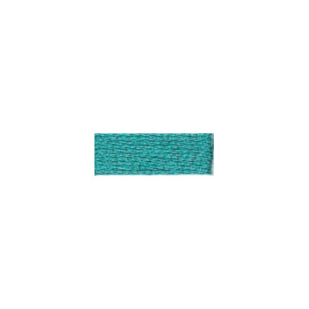 DMC Mouliné Light Effects Broderigarn E3849 Aquamarine Blue thumbnail