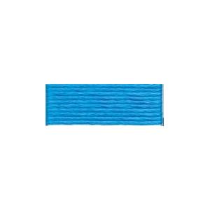 DMC Mouliné Spécial 25 Broderigarn 996 Turkisblå