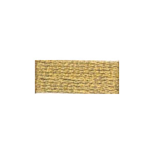 DMC Mouliné Light Effects Broderigarn E3821 Light Gold