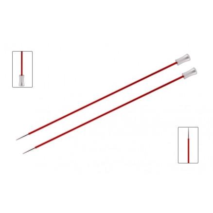 Knitpro Zing Strikkepinde / Jumperpinde Aluminium 30cm 2,50mm / 11.8in