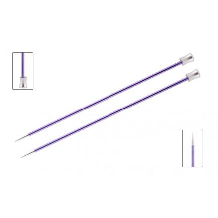 Knitpro Zing Strikkepinde / Jumperpinde Aluminium 30cm 7,00mm / 11.8in