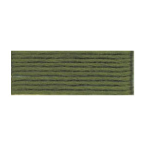 DMC Mouliné Spécial 25 Broderigarn 3051 Armygrøn