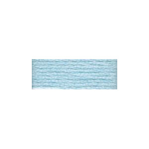 DMC Mouliné Light Effects Broderigarn E747 Baby Blue