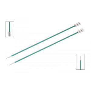 KnitPro Zing Strikkepinde / Jumperpinde Aluminium 40cm 8,00mm / 15.7in