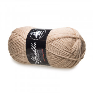 Mayflower Alpakka Garn Unicolor 03 Beige