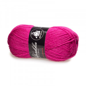 Mayflower Alpakka Garn Unicolor 19 Pink