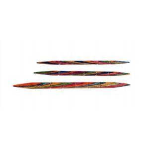 KnitPro Snoningspinde / Hjælpepinde Symfonie 2,50-4,00mm (US2/US6) - 2 stk