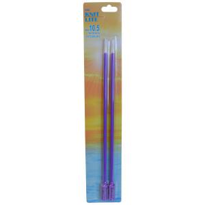 Knit Lite Strikkepinde / Jumperpinde med lys 33cm 6,50mm / 13in US10½
