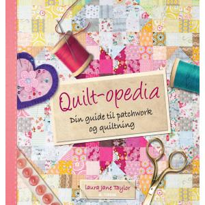 Quilt-opedia - Bog af Laura Jane Taylor