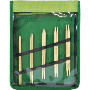 Järbo Bambu Udskiftelige rundpindesæt Bambus 60-100cm 3-5mm 5 størrelser