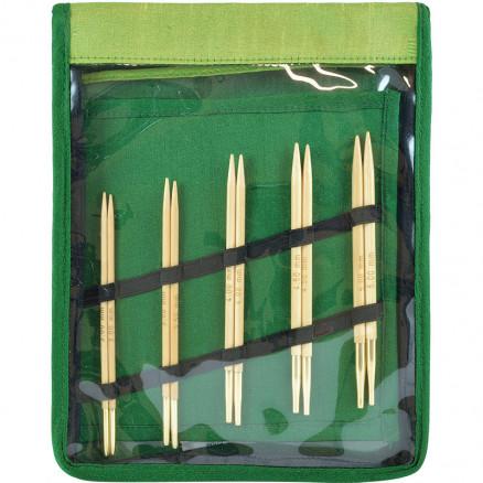Järbo Bambu Udskiftelige Rundpindesæt Bambus 60-100cm 3-5mm 5 Størrels
