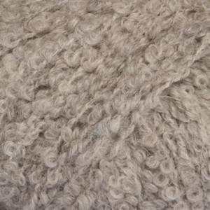 Garnstudio - drops – Drops alpaca bouclé garn mix 5110 lys grå fra rito.dk