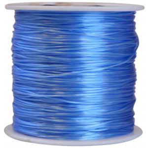 Elastik Nylon Blå 0,8mm 50m