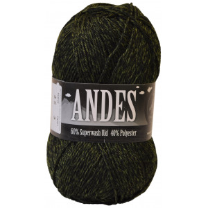 Mayflower Andes Garn Mix 35 Camouflage