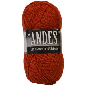 Mayflower – Mayflower andes garn unicolor 42 rust på rito.dk