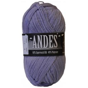 Mayflower Andes Garn Mix 56 Syren