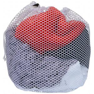 Infinity Hearts Vaskepose Groft net 50x60cm - 1 stk