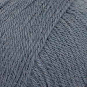 Drops Puna Garn Unicolor 14 Jeansblå