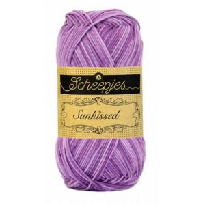 Scheepjes Sunkissed Garn Print 21 Ultra Violet