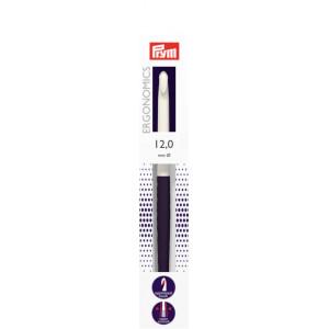 Prym Ergonomics Hæklenål Plast 18cm 12,00mm / US O/16