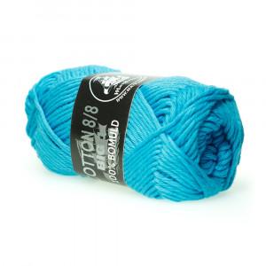 Mayflower Cotton 8/8 Big Garn Unicolor 624 Turkis
