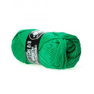 Mayflower Cotton 8/8 Big Garn Unicolor 627 Grøn