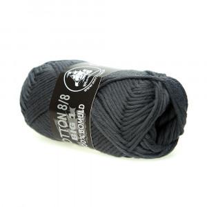 Mayflower Cotton 8/8 Big Garn Unicolor 642 Grå